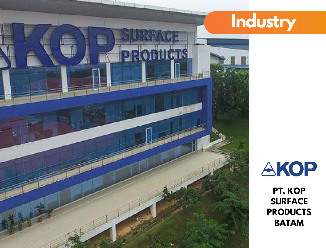 PT. KOP SURFACE PRODUCTS - MASTERCOOL